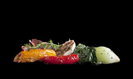 מגש אנטיפסטי ירקות