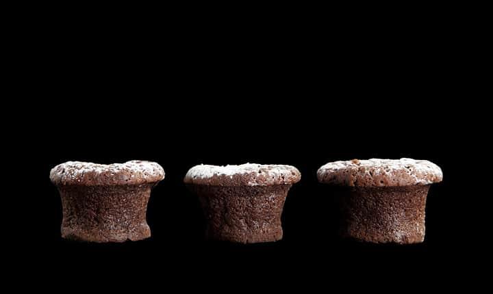 מיני פאדג' שוקולד