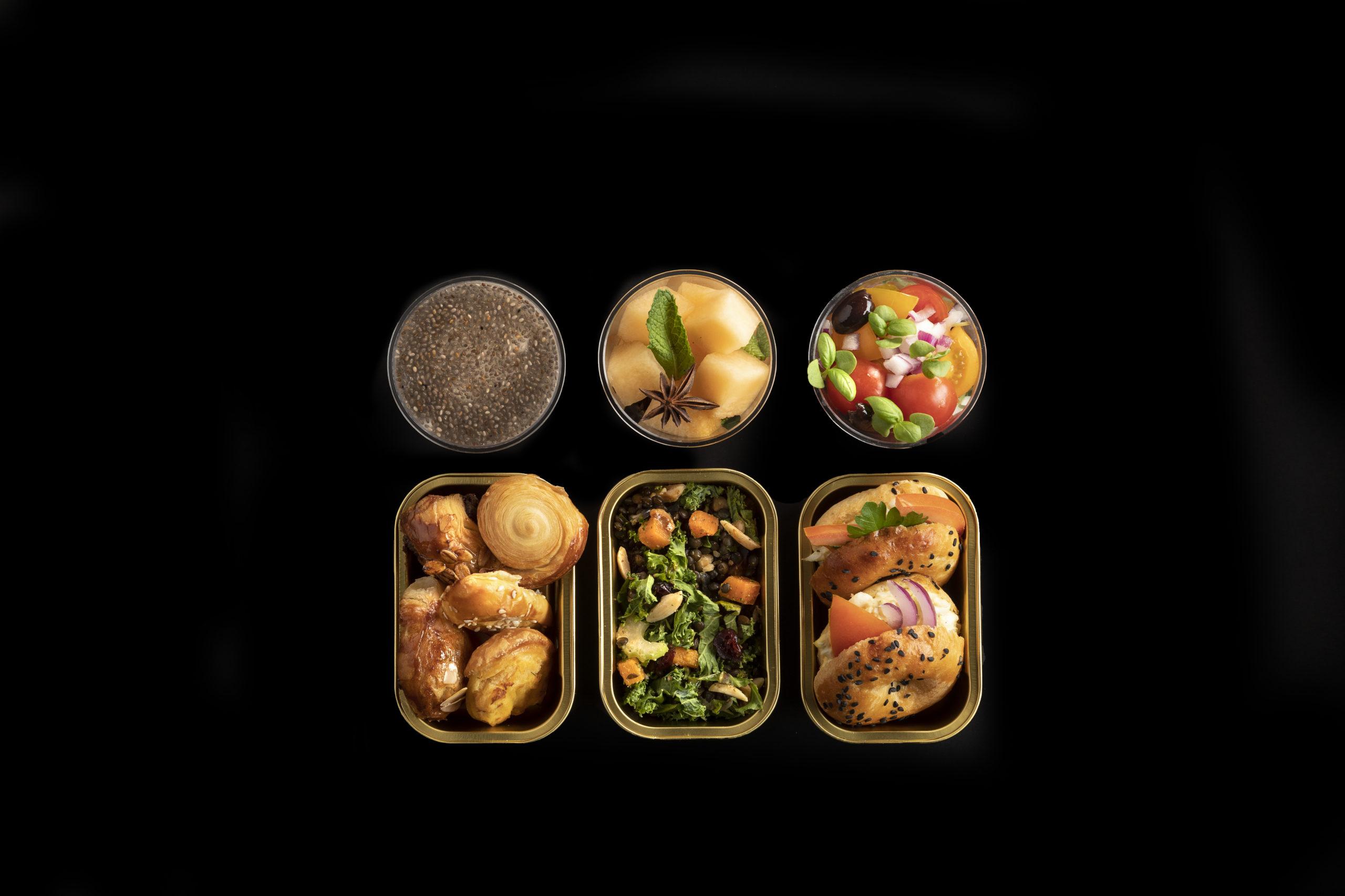 ארוחה באריזה אישית לבחירה TLV