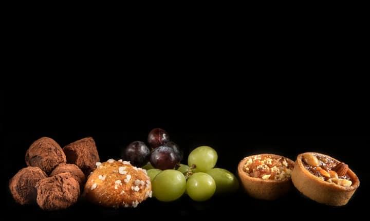 קינוחים נבחרים ופירות
